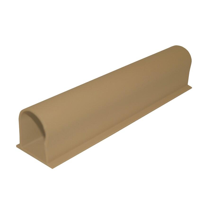 Light Tan Styrene Shower Threshold Product Photo