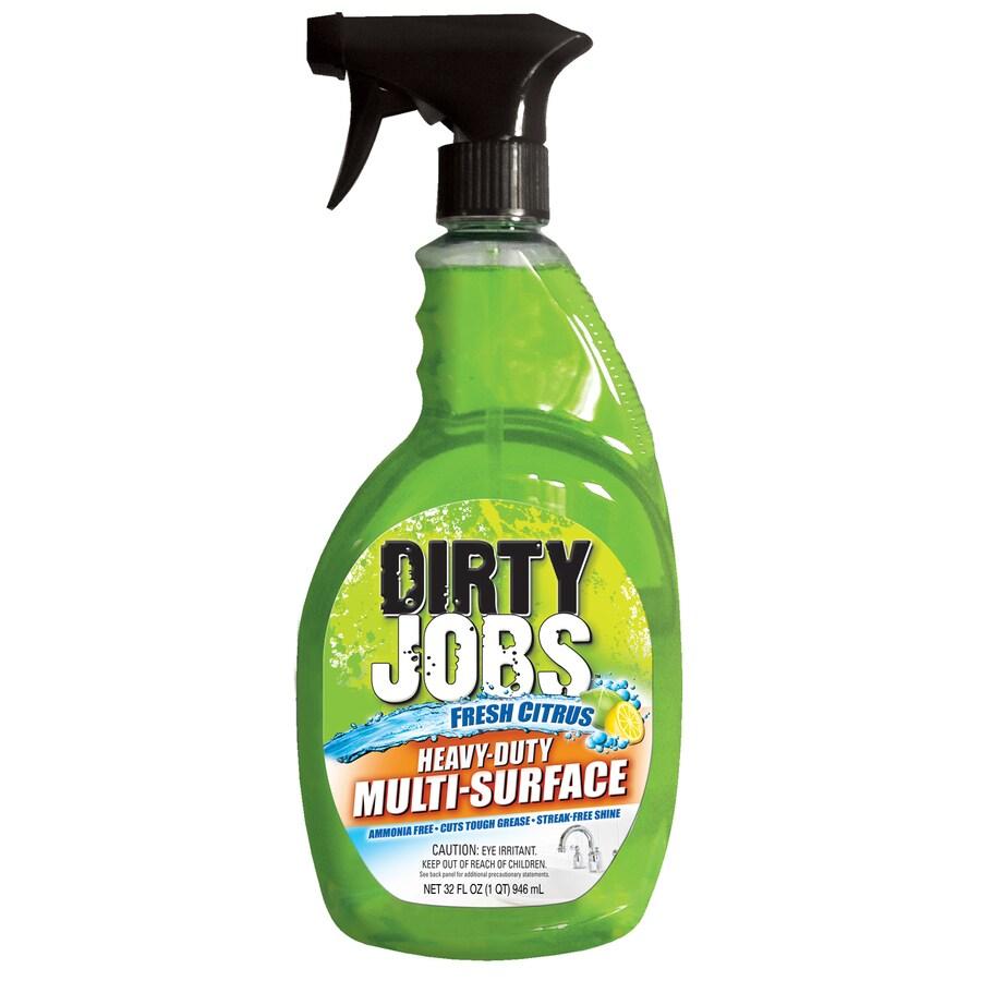 Dirty Jobs 32-oz Fresh Citrus All-Purpose Cleaner