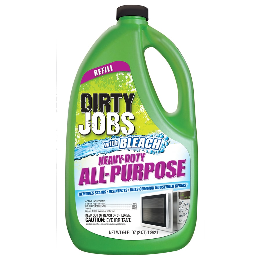 Dirty Jobs 64-oz Unscented All-Purpose Cleaner