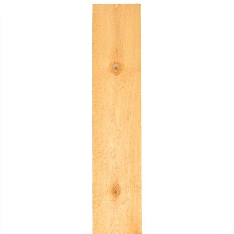Severe Weather Natural Western Red Cedar Fence Picket (Common: 5/8-in x 5-1/2-in x 5-ft; Actual: 0.57-in x 5.5-in x 5-ft)