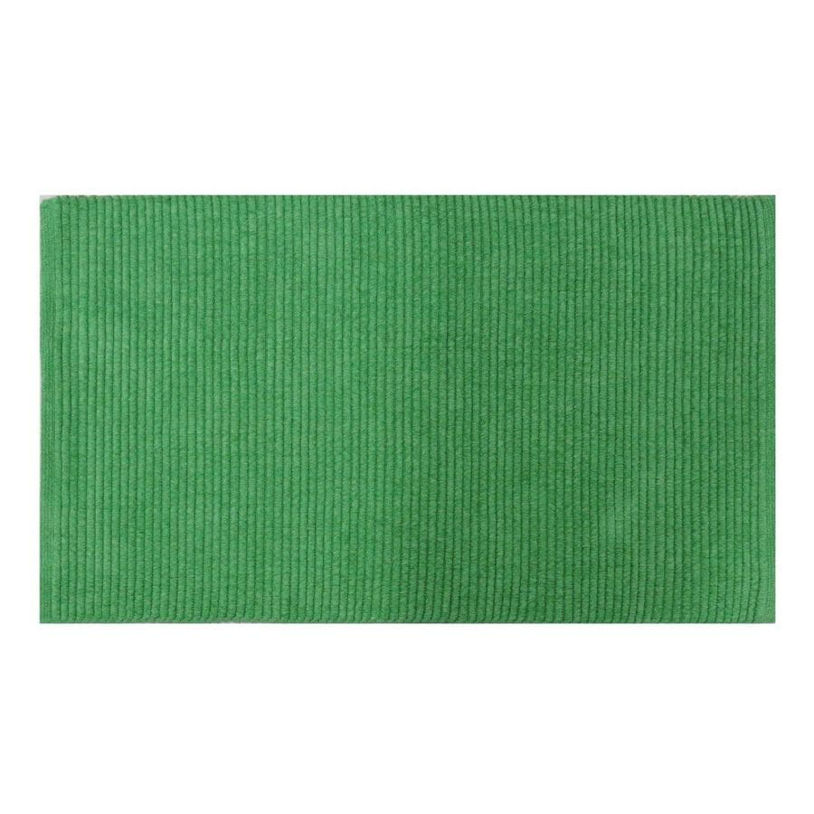 Olive Rectangular Indoor Woven Throw Rug (Common: 2 x 4; Actual: 27-in W x 45-in L x 0.375-ft Dia)