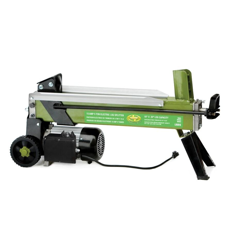 Sun Joe 5-Ton Electric Log Splitter