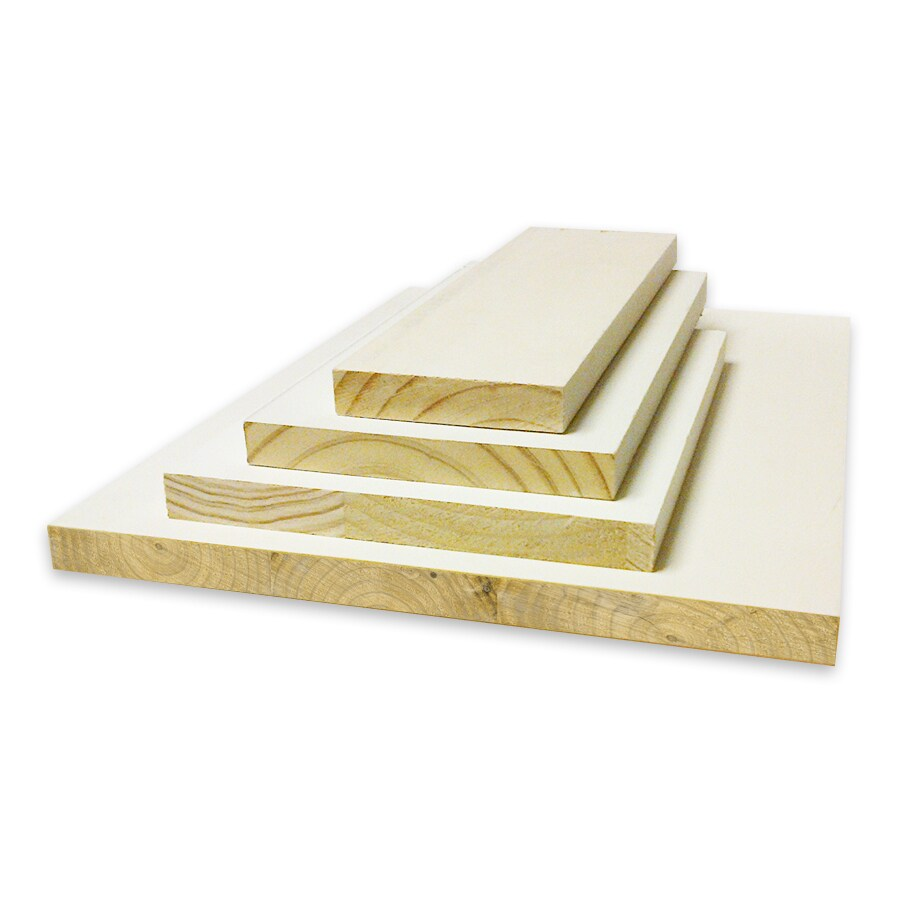 Pine Board (Common: 1-in x 6-in x 8-ft; Actual: 0.7188-in x 5.5-in x 8-ft)