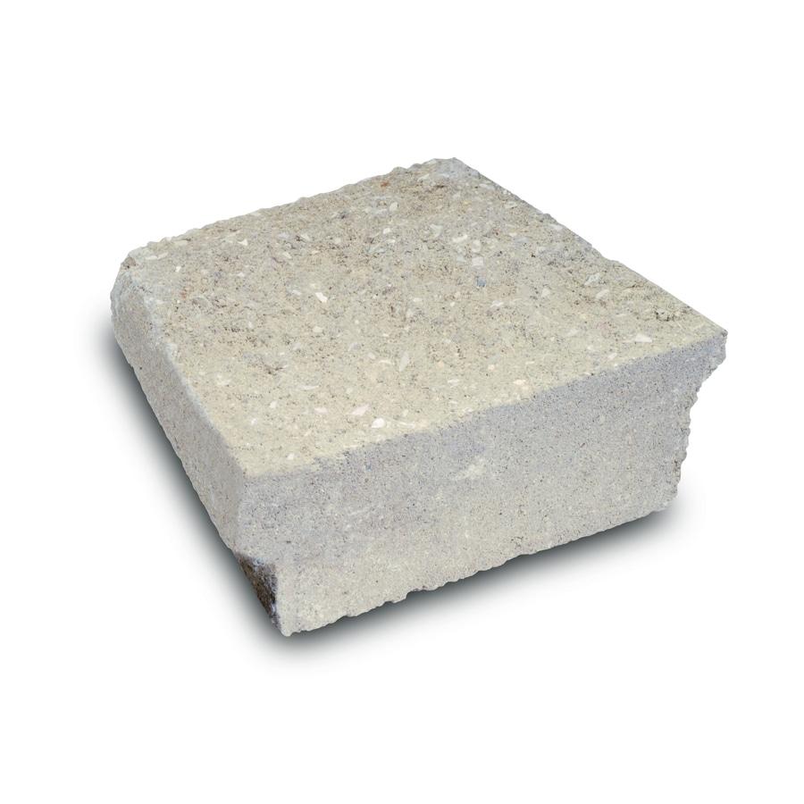 Tan Insignia Concrete Edging Stone (Common: 3-in x 9-in; Actual: 3-in H x 8.75-in L)