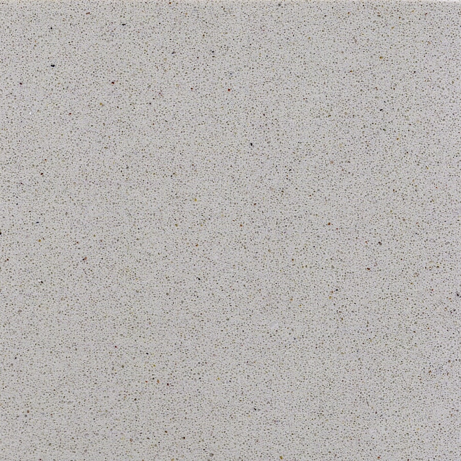 Shop Allen + Roth Alloy Quartz Kitchen Countertop Sample