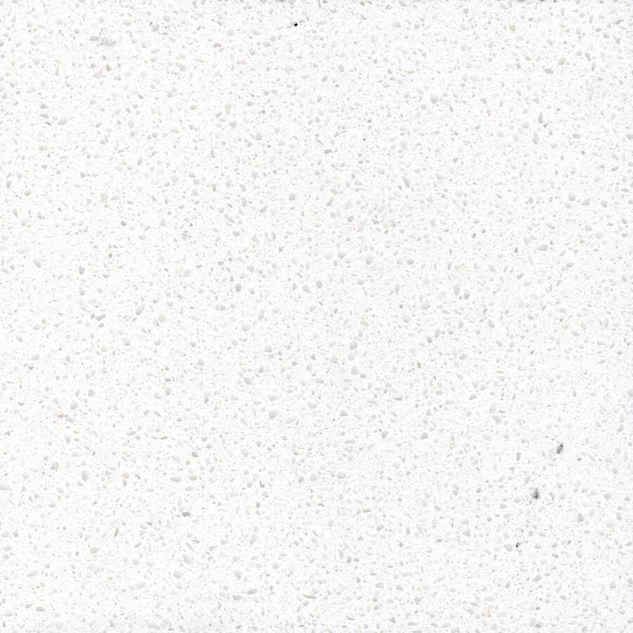 allen + roth Powderhorn Quartz Kitchen Countertop Sample