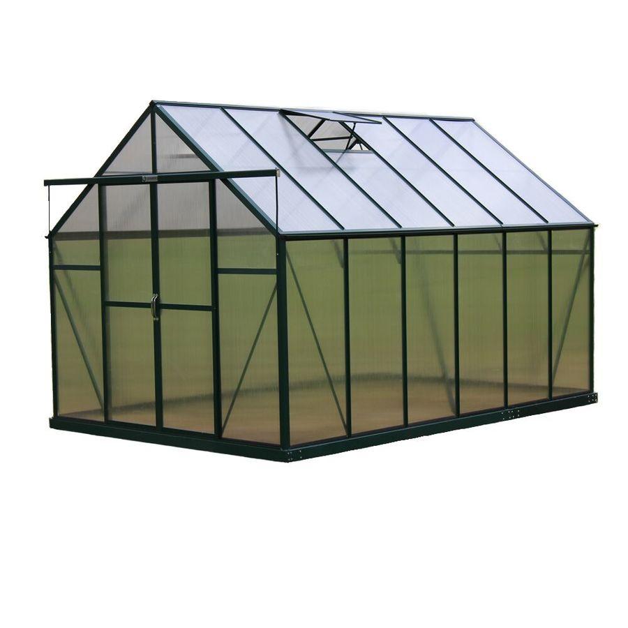 Shop Grandio Greenhouses 12 Ft L X 8 Ft W X 7 75 Ft H