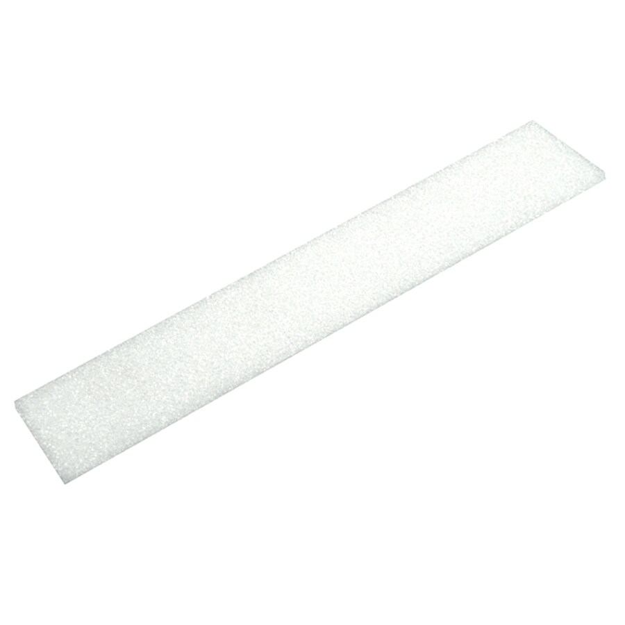 SEVES Glass Block Glass Block Accessories 16-in Plastic Glass Block Framing Expansion Strip