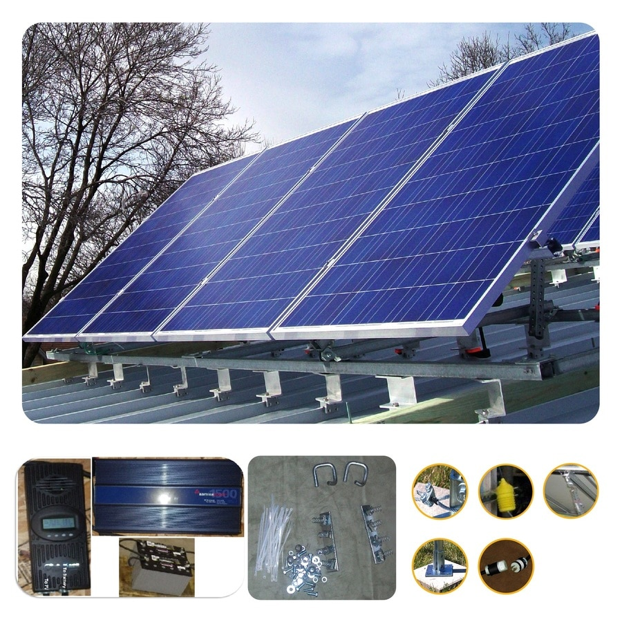 SolarPod Portable Solar Power Kit