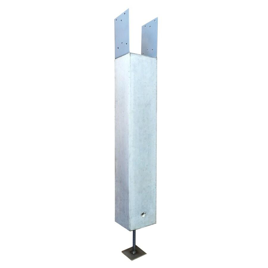 SolidPost Steel Deck Block (Actual: 5.5-in x 38-in)