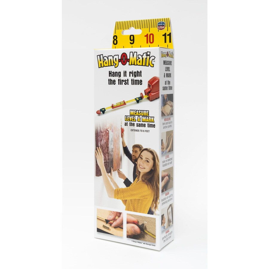 Hang-O-Matic Red Picture Tool
