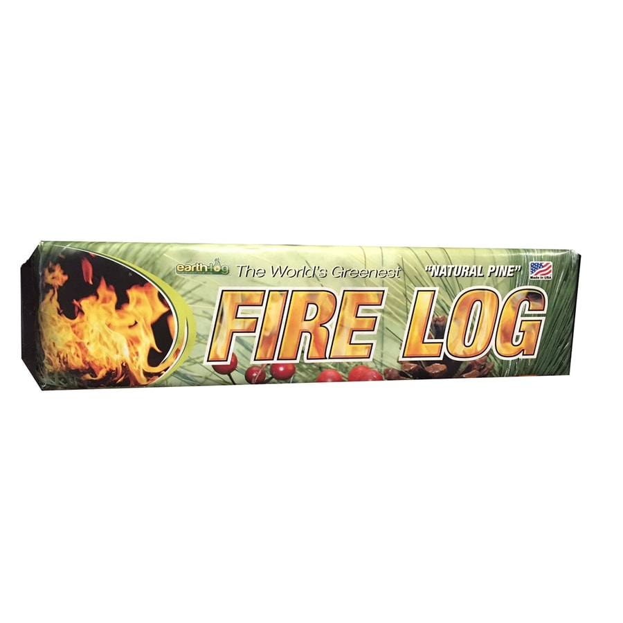 Earthlog 3.5-lb Fire Log