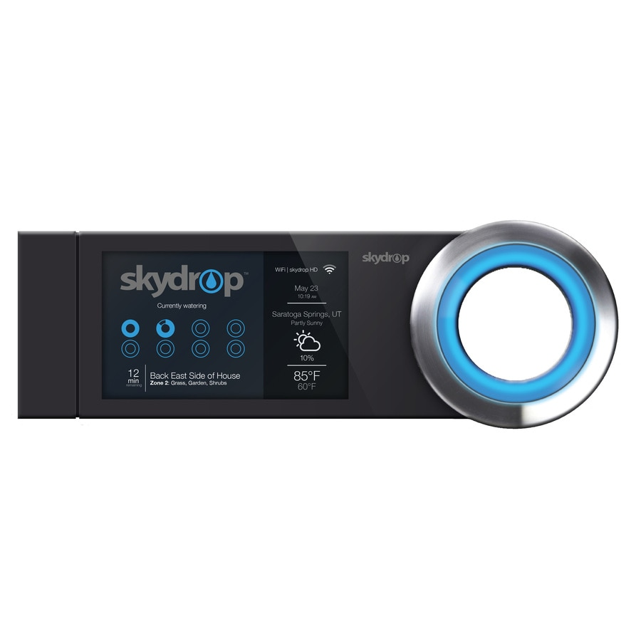 Skydrop 8-Station with Built-In WiFi Indoor Irrigation Timer