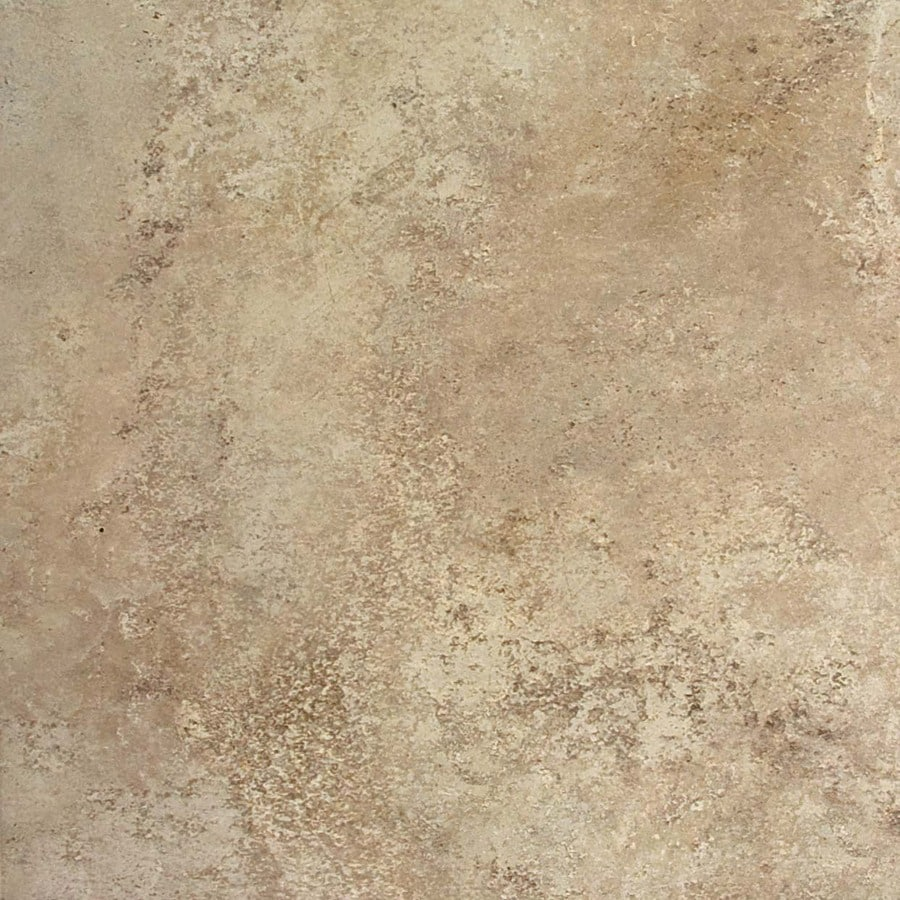 FLOORS 2000 7-Pack Altamira Classico Glazed Porcelain Indoor/Outdoor Floor Tile (Common: 18-in x 18-in; Actual: 17.72-in x 17.72-in)