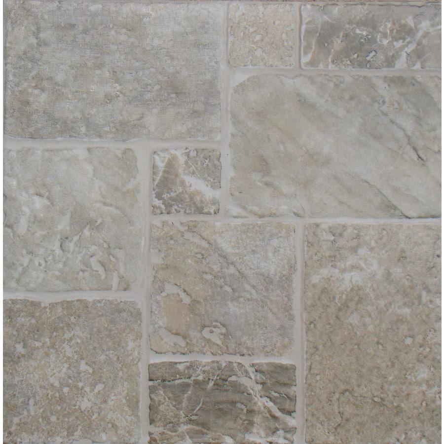 FLOORS 2000 11-Pack Billuna Verde Glazed Porcelain Indoor/Outdoor Floor Tile (Common: 13-in x 13-in; Actual: 12.92-in x 12.92-in)