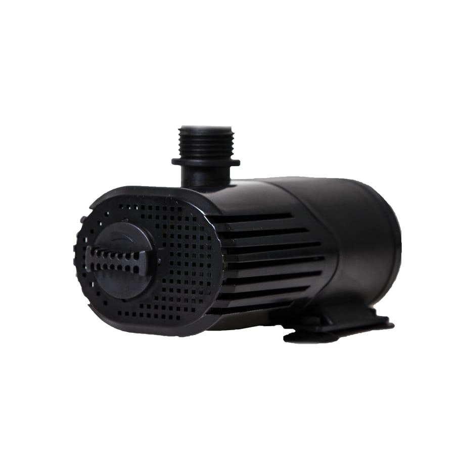 Shop smartpond 500 gph submersible fountain pump at Lowes pond filter