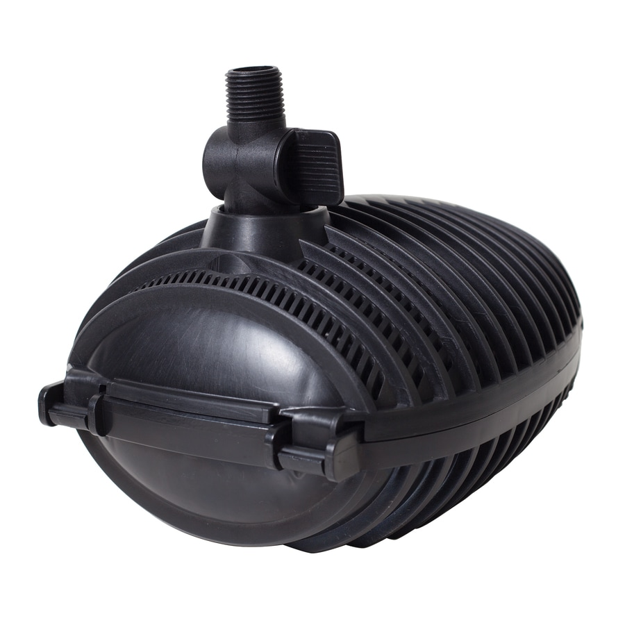 Shop smartpond 330 gph submersible pond pump at for Pond pump placement