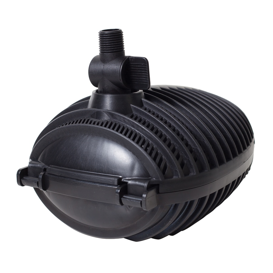 Shop smartpond 560 gph submersible pond pump at for Pond pump placement