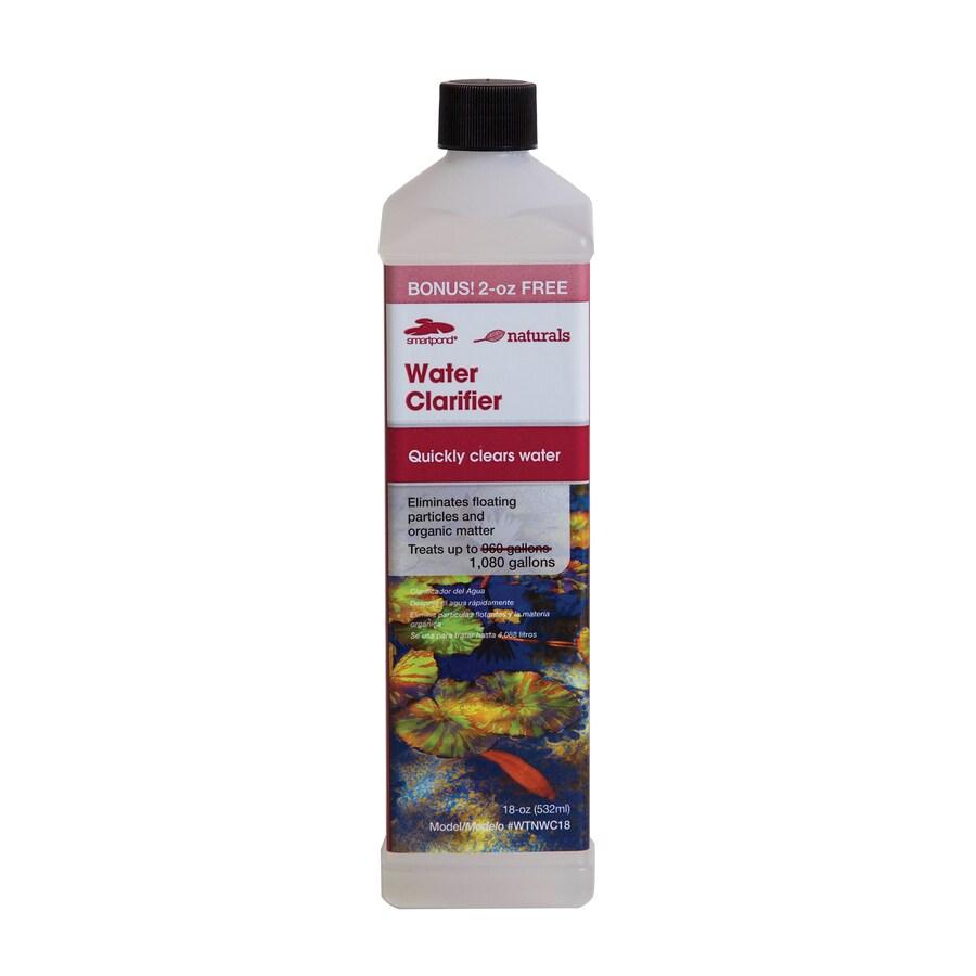 Shop smartpond bacteria pond cleaner at for Pond cleaner