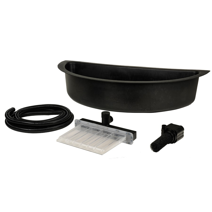shop smartpond smartpond pond and waterfall kit at