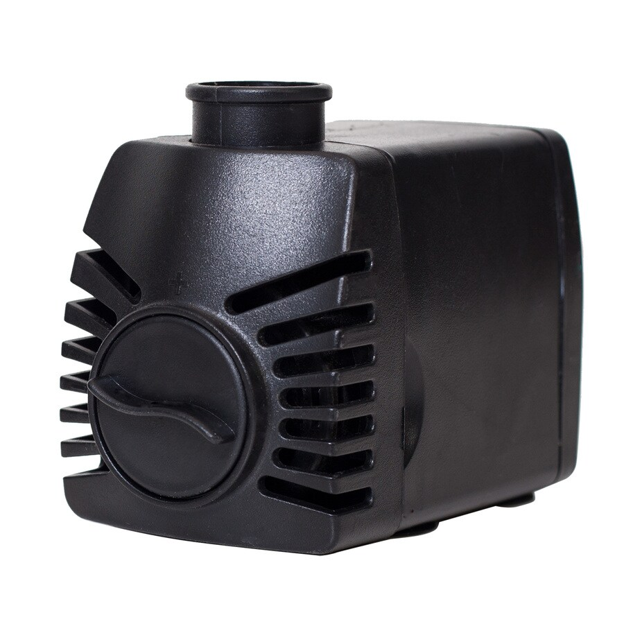 Shop smartpond 500 gph submersible fountain pump at for Large pond pumps