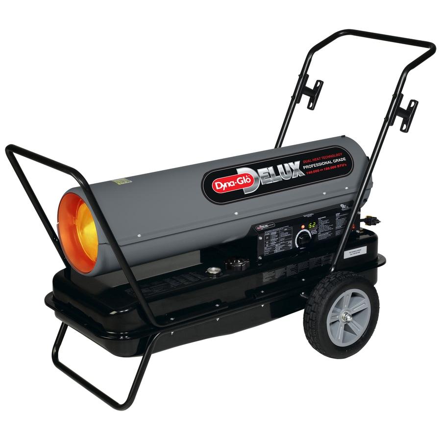 Shop Dyna-Glo Delux 180,000-BTU Portable Kerosene Heater at Lowes.com