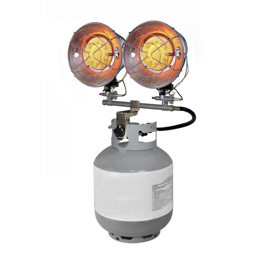 Dyna-Glo 30,000-BTU Portable Propane Tank Top Heater