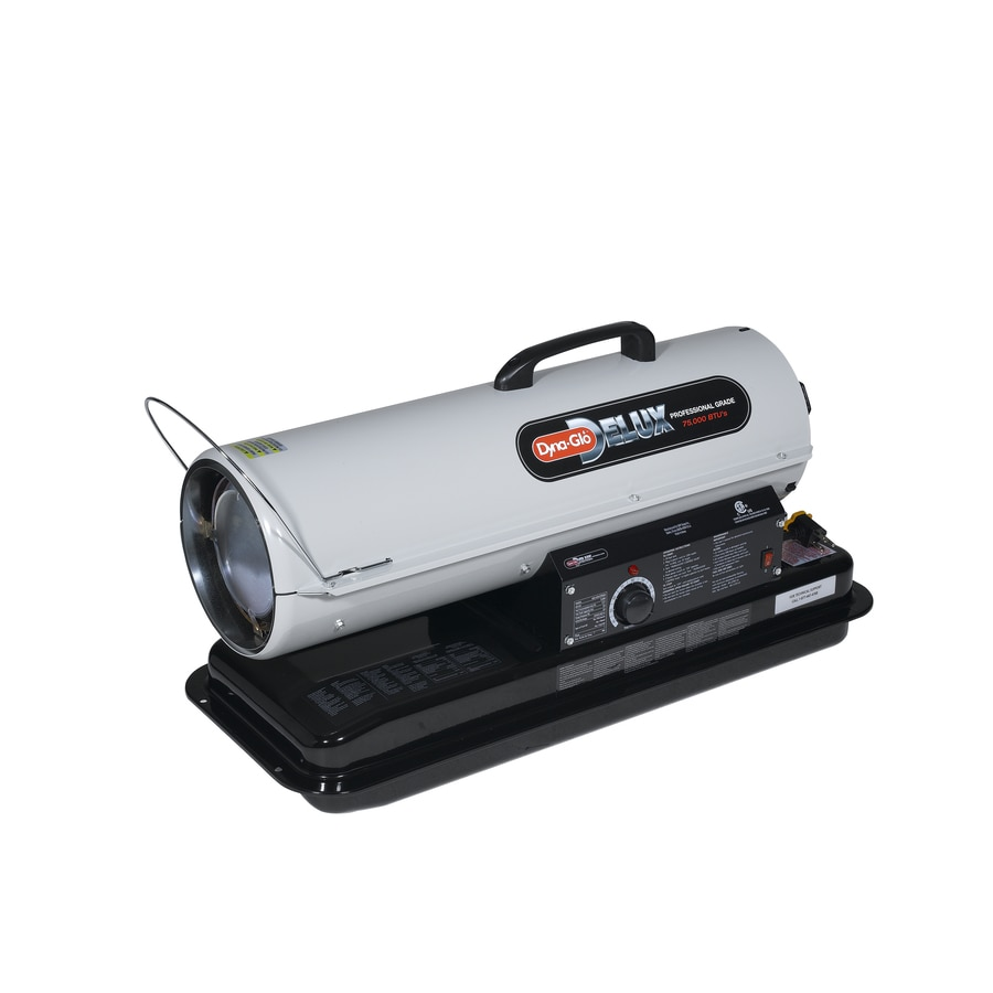 Dyna-Glo Delux 75,000-BTU Portable Kerosene Heater