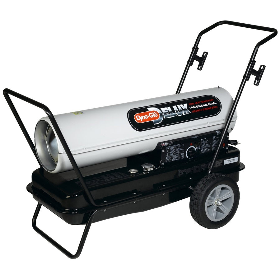 Shop Dyna-Glo Delux 210,000-BTU Portable Kerosene Heater ...