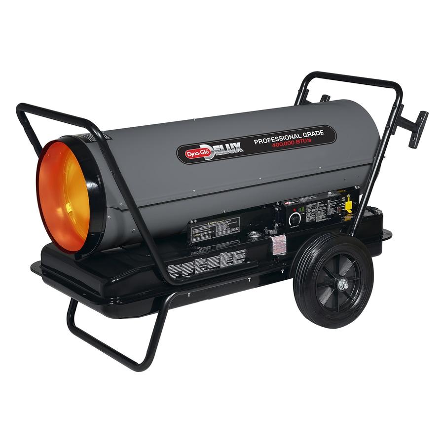 Dyna-Glo Delux 400,000-BTU Forced Air Kerosene Heater