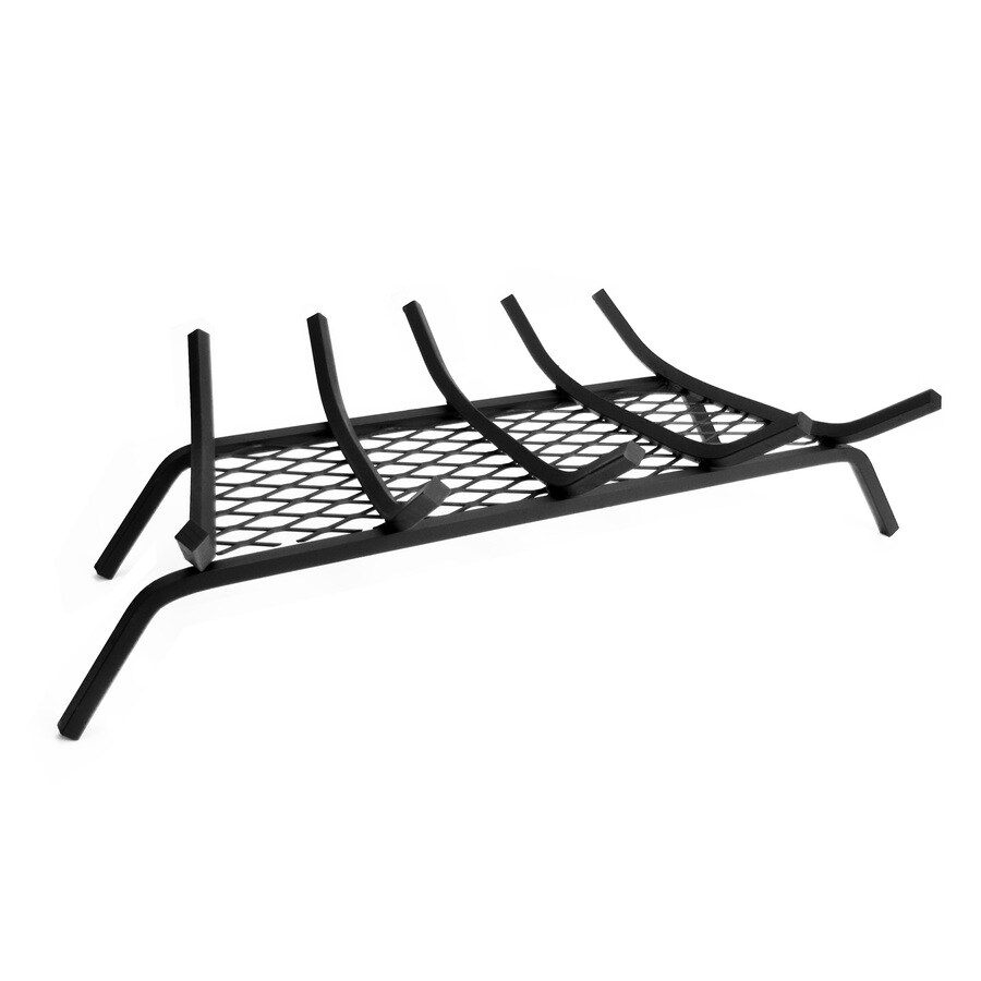 Pleasant Hearth 1/2-in Steel 30.79-in 5-Bar Fireplace Grate