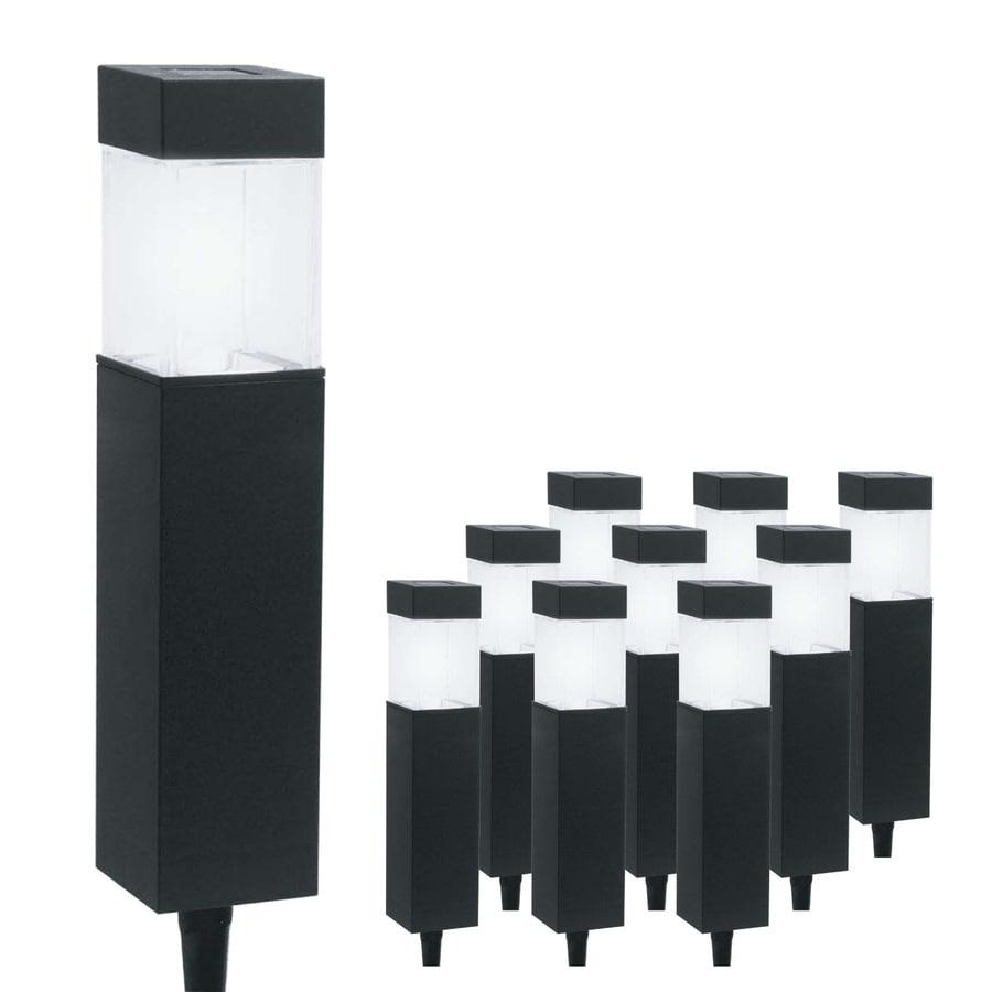 Yards & Beyond 10-Path Light Black LED Path Light Kit