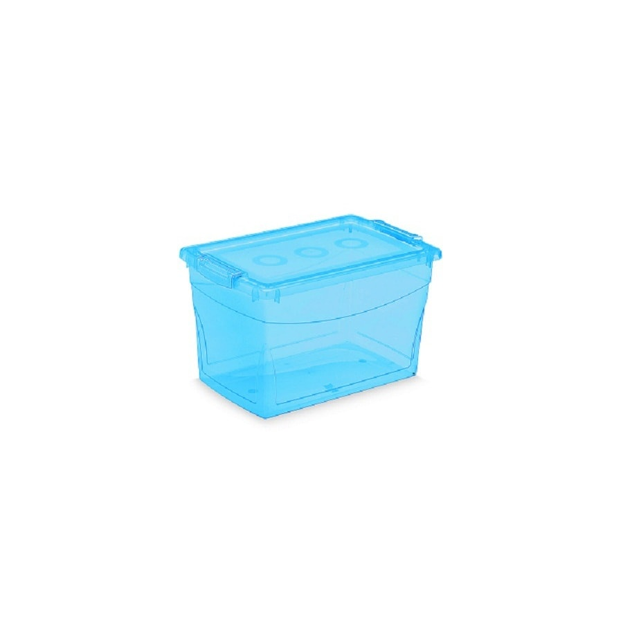KIS 2-Pack Omni 31-Quart Tote with Standard Snap Lid