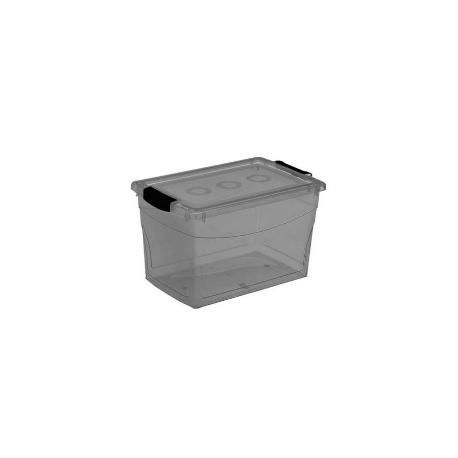 KIS 2-Pack Omni 17-Quart Tote with Latching Lid