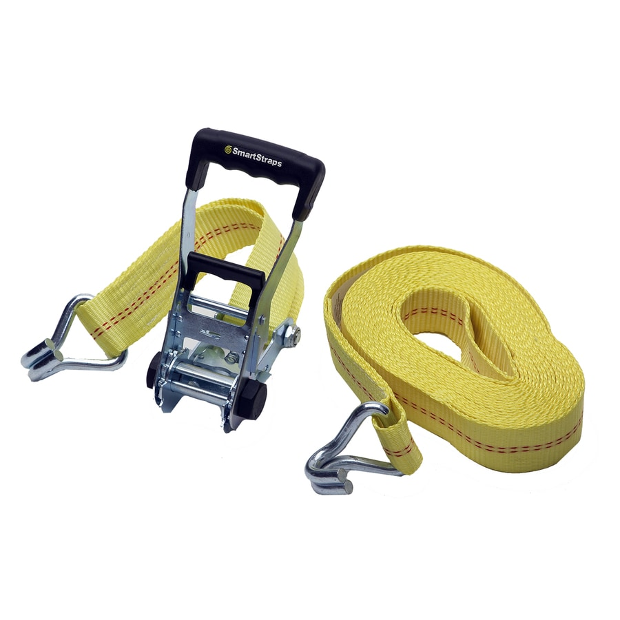 "SmartStraps 2"" x 30' Ratcheting Tie Down"