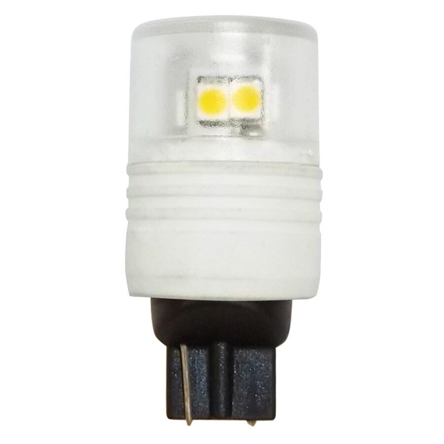 Utilitech 2.5-Watt (20W Equivalent) 2700K T6 Wedge Warm White Indoor/Outdoor LED Bulb