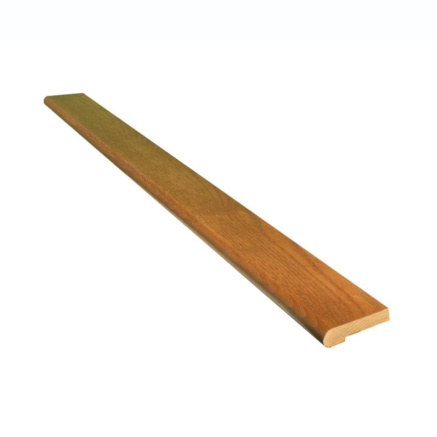 Stairtek 3.5-in x 48-in Gunstock Red Oak Stair Nose Floor Moulding
