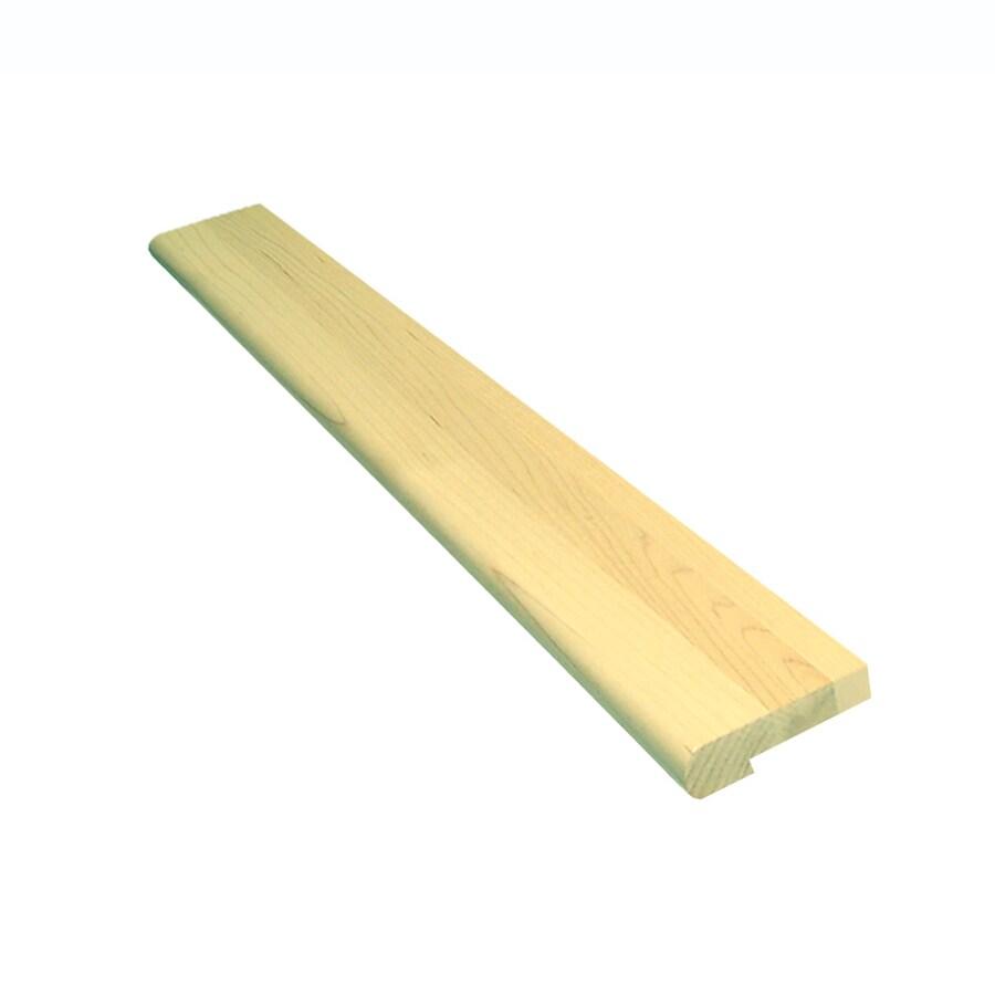 Stairtek 3.5-in x 48-in Natural Maple Stair Nose Floor Moulding