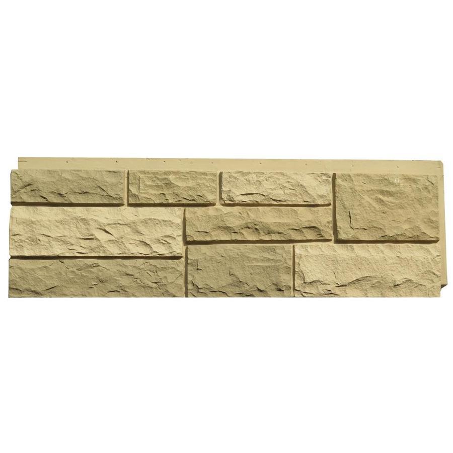 NextStone Random Rock Desert Buff Faux Stone Veneer