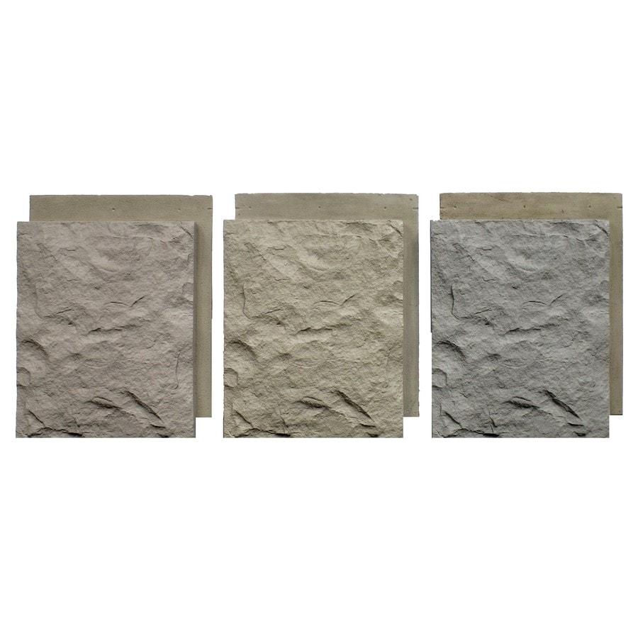 NextStone Sandstone 3-Pack 11.5-in x 15.5-in Tri Buff KeyStone Veneer Trim