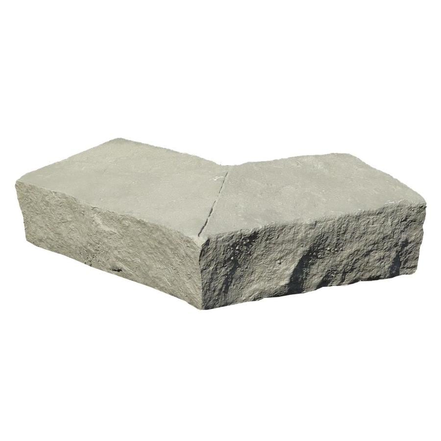 NextStone Sandstone 2-Pack 2.5-in x 4.25-in Gray Ledge Corner Stone Veneer Trim