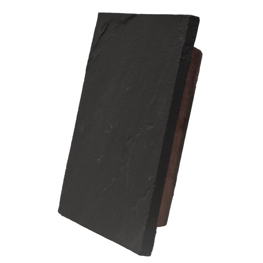 NextStone Sandstone 13-in x 10-in Charcoal Light Boxes Stone Veneer Trim