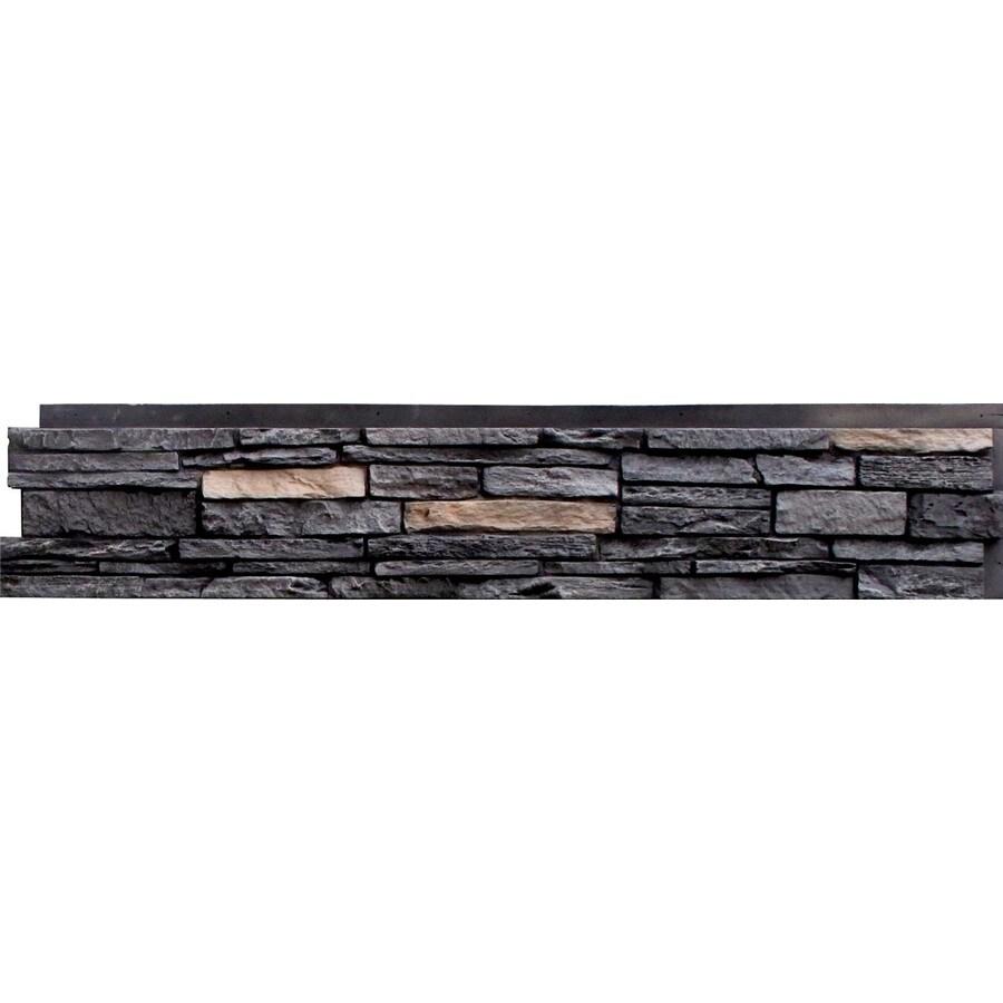 NextStone Slatestone 17.12-sq ft Onyx Faux Stone Veneer