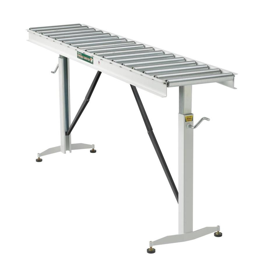 HTC Products, Inc. 15-in W x 26-in H Adjustable Steel Work Bench