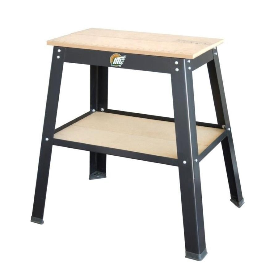 HTC Products, Inc. 25-in W x 31-in H Wood Work Bench
