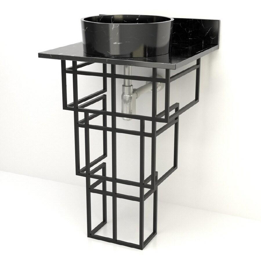 D'Vontz Pedestal Sink
