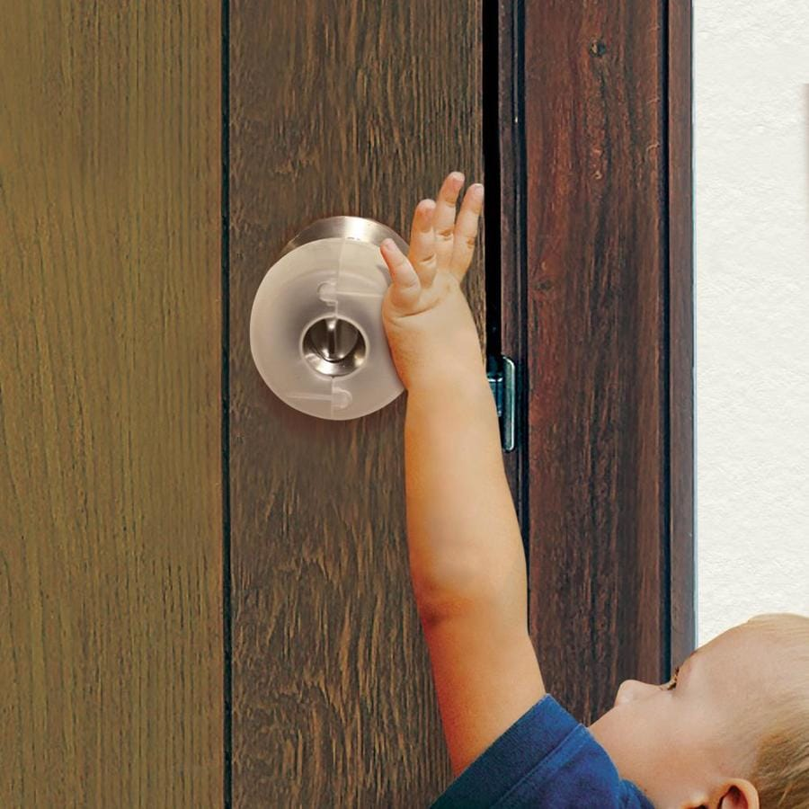 Dreambaby Child Safety Door Knob Covers In The Child Safety Accessories Department At Lowes Com