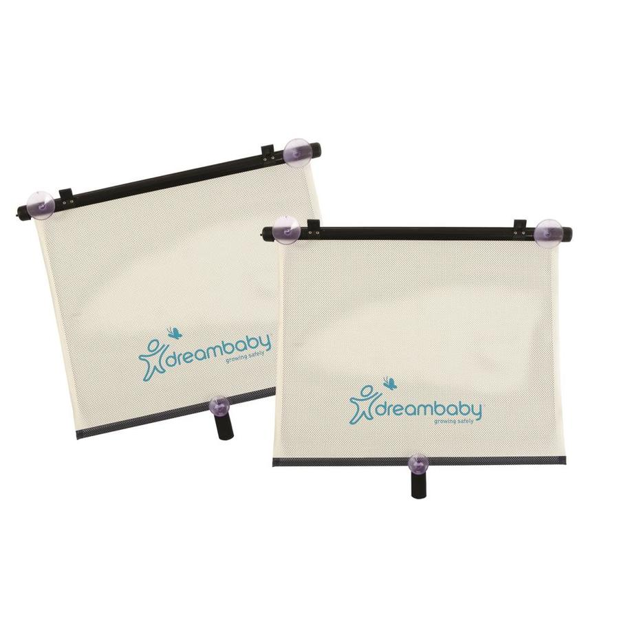 Dreambaby 2 Pack Extra-Wide Car Shades for SUV/Truck