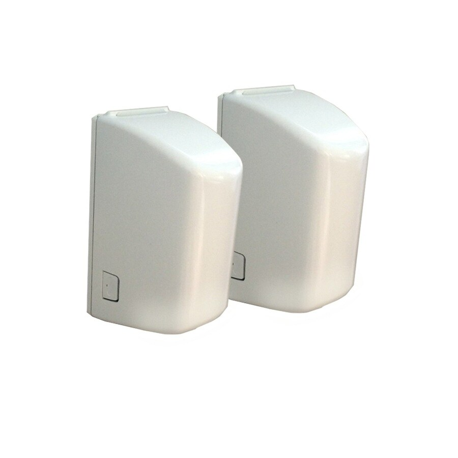 Dreambaby Non-Metallic White Electrical Outlet Cover