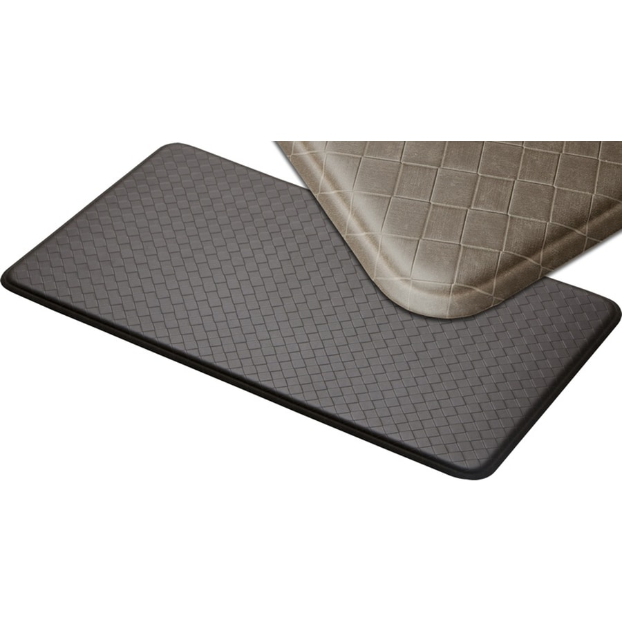 """Imprint 26""""W x 48""""L Flatiron Anti-Fatigue Mat"""